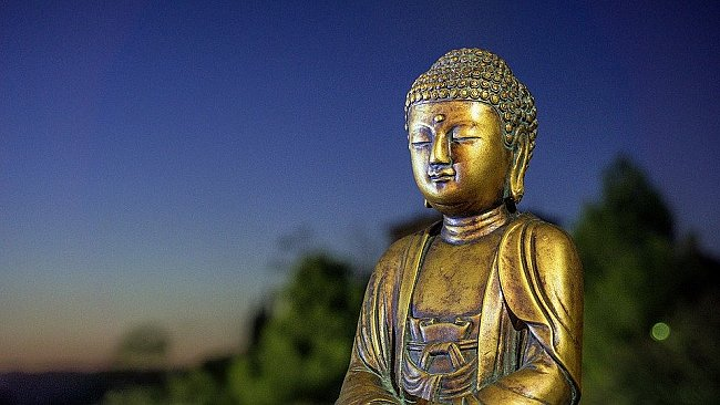types of buddha statues