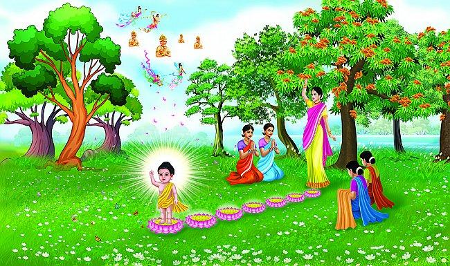 buddha childhood