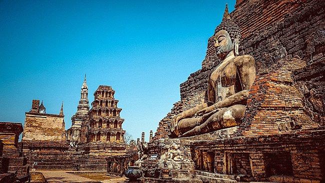 thailand buddhas