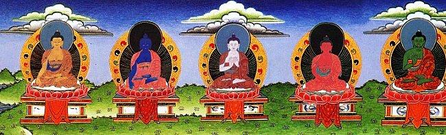 pancha buddha
