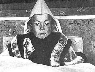 dalai lama as a kid