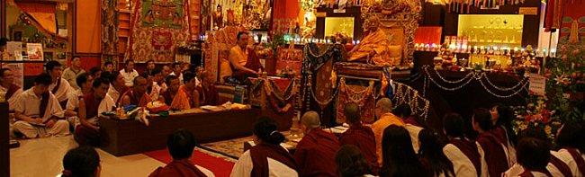 buddhist practices in tibet