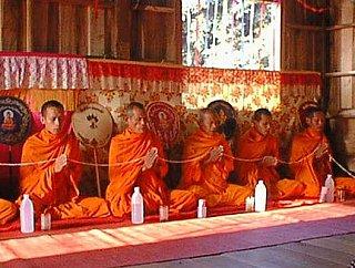 chanting in tibet