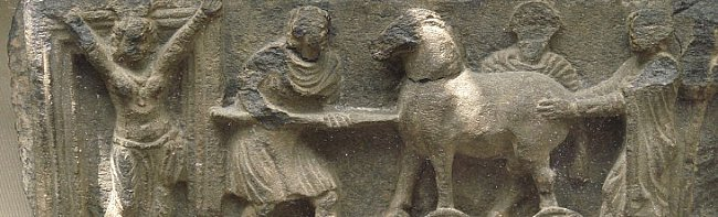 greco buddhist art