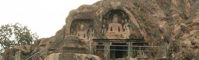 bojjanakonda cave