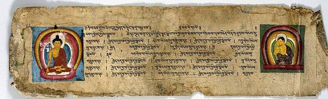 tibetan buddhist scripture