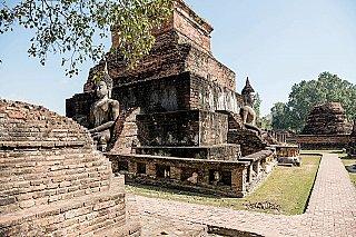 sukothai buddha park