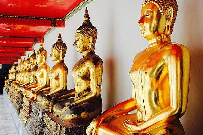 bhuddhism in thailand