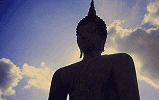 sukothai buddha statues