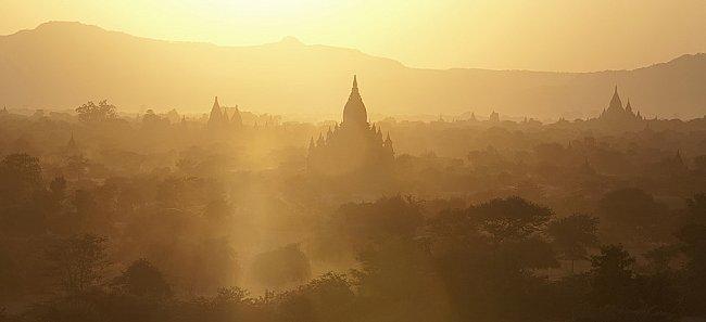 bagan buddhist pilgrimage site