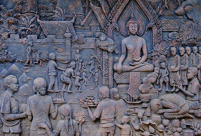 Buddhist art silla