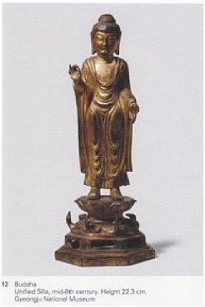 buddha unified silla