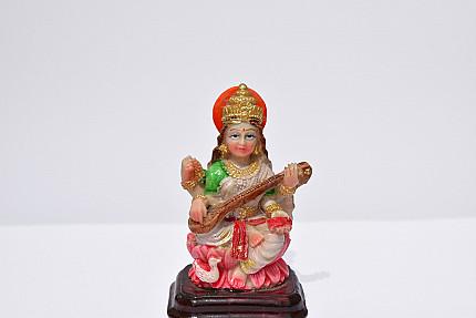 Saraswati - The Hindu Goddess
