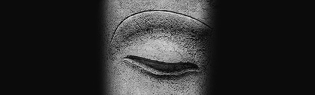 Omnipotent Eyes of Buddha