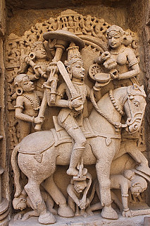 Lord Indra - King of the Devas