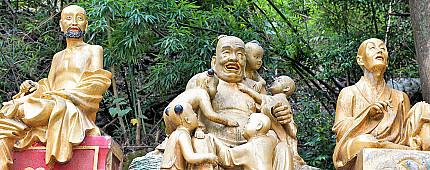 Chief Disciple of Buddha - Sariputra