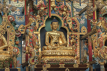 Bodhisattva Ksitigarbha - Great Vow to Help all beings