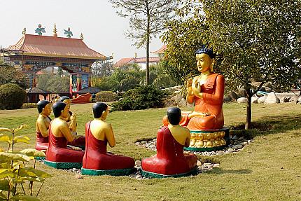 10 Great Disciple of Gautama Buddha