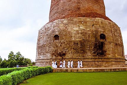 Sarnath - A holy Buddhist Pilgrimage