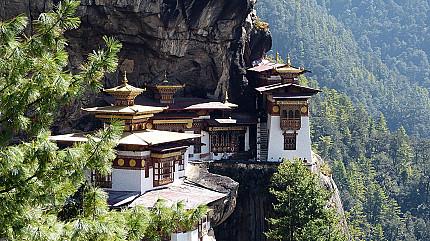 Tiger's Nest Monastery - Pako Taktsang