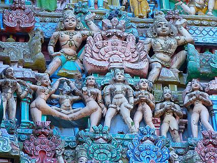 Lord Vishnu - Supreme god of Vaishnavism
