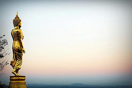 Lanna Buddha Statues