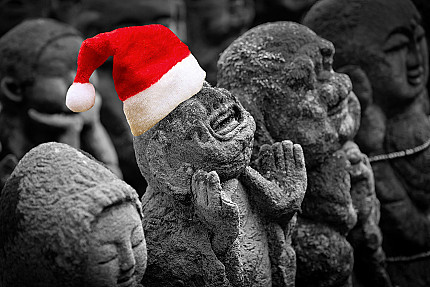 Can Buddhists celebrate Christmas?