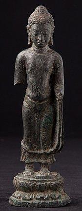 pyu-period-buddha-statues