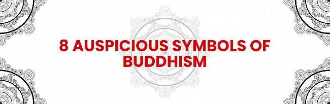 Eight Auspicious Symbols of Tibetan Buddhism