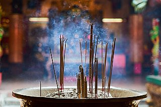 element of buddhist ritual