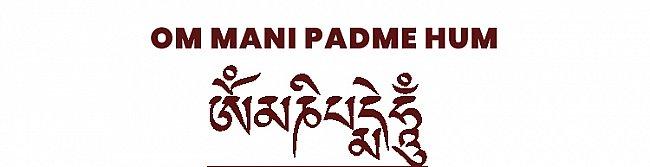 The Avalokitesvara Mantra