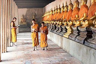 Becoming a buddhist