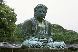Kamakura Daibutsu at Kotoku-in temple