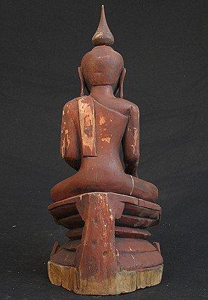 Old Myanmar Buddha