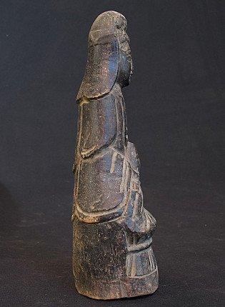 Antique Guan Yin statue