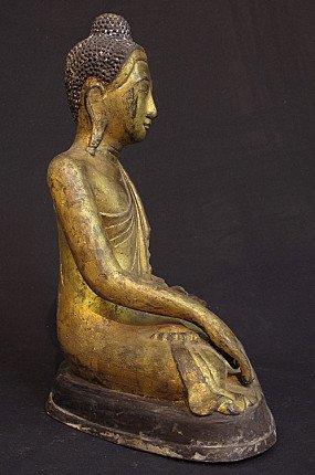 Antiek Boeddbeeld