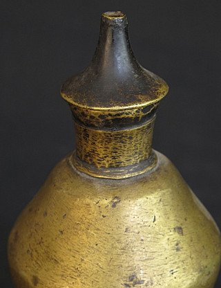Antique Nepali Oil lamp