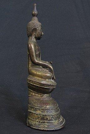 Antique Ava period Buddha