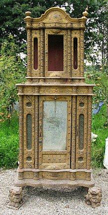 Antieke tempel