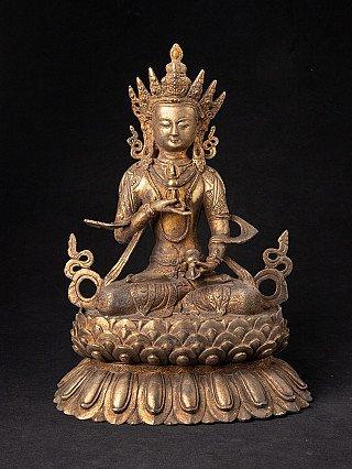 Buddhist Deity - Vajrayogini | The Trauma Goddess