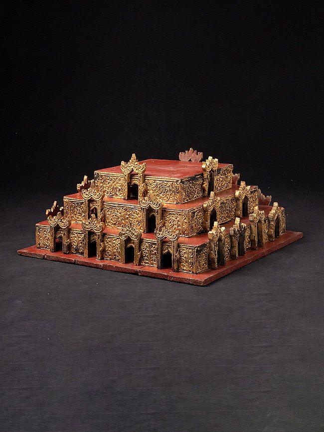 Alte Birmanische Thron - altar