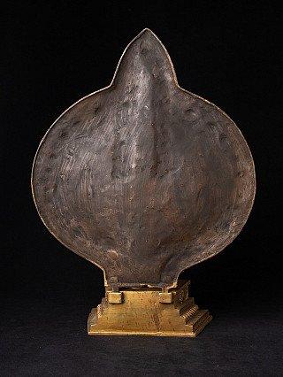 Bronzen Avalokiteshvara beeld
