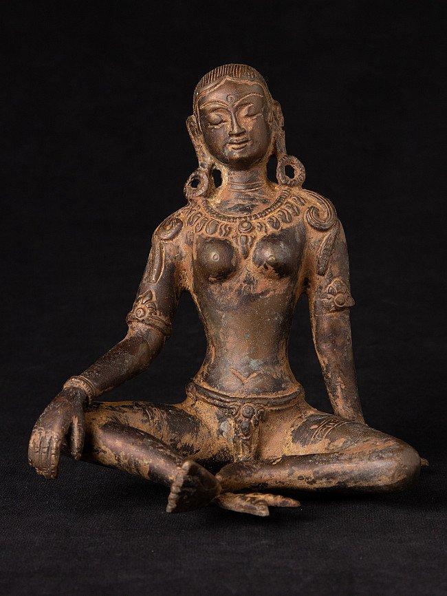 Bronze Nepali Parvati statue