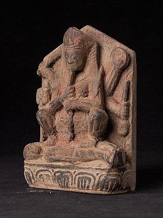Antique stone Kali statue