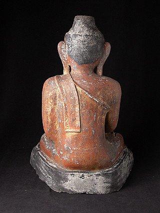 Antieke Birmese Boeddha