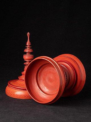 Old Burmese offering vessel