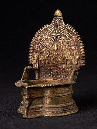 Antique Indian Oil lamp