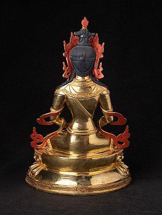 Nepali bronze Aparmita Buddha