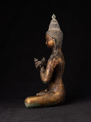 Antique Nepali Vajradhara Buddha