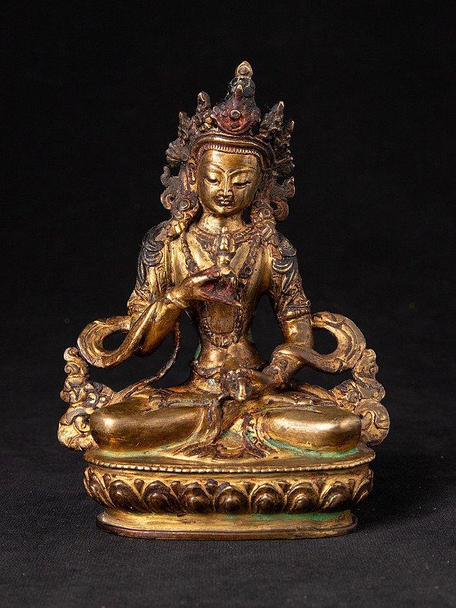 Antique Nepali Vajrasattva statue